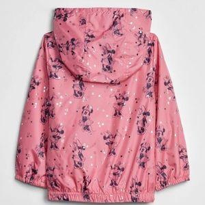 GAP Jackets & Coats - babyGap | Disney Minnie Mouse Windbuster